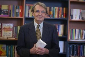 Romulus Rusan (1935-2016) Sursă foto: Liviu Maftei (Mediafax)