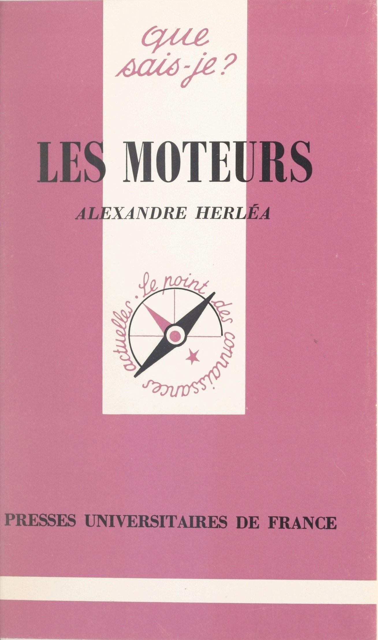 Al. Herlea - Les moteurs-copertă